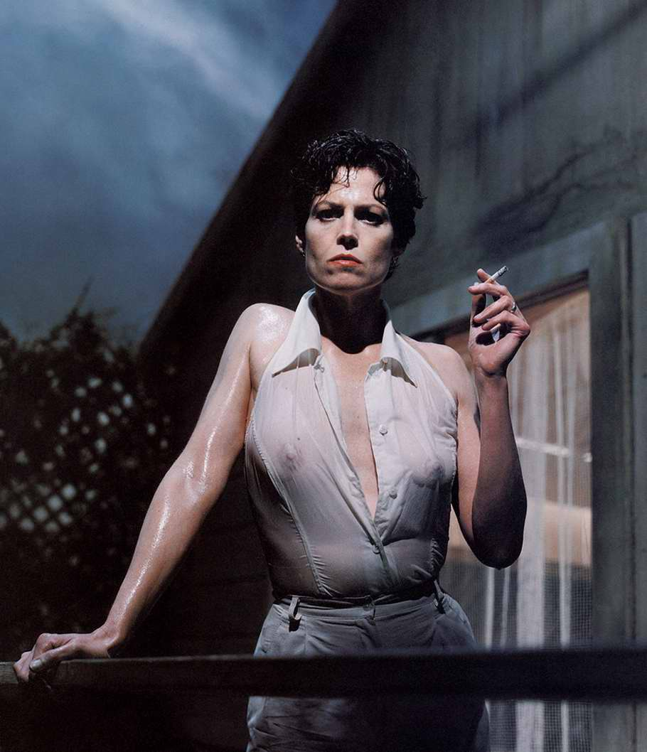 Sigourney weaver nude are